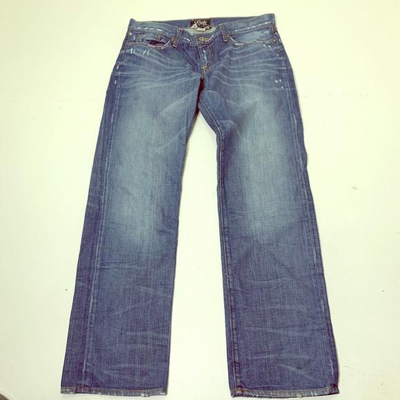 Lucky Brand Denim - Women's Size 12 Lucky Brand Riley Boyfriend Jean
